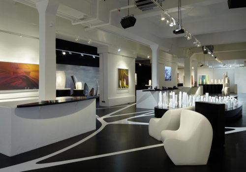 Ausstellung von Zaha Hadid Architects