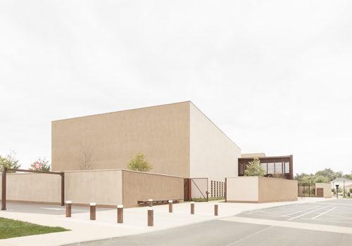 Sportzentrum in Villepreux 02
