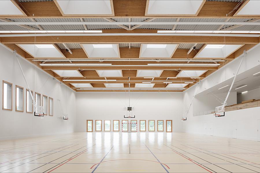 Sportzentrum in Villepreux 03