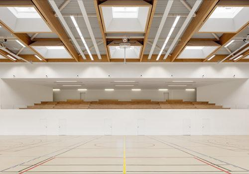 Sportzentrum in Villepreux 04