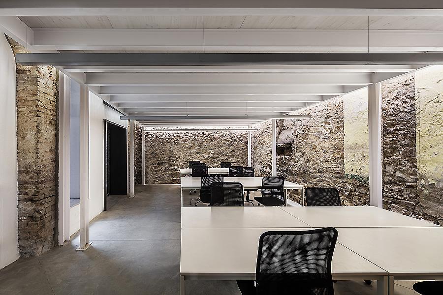 Galerie und Coworking Space in Barcelona 04