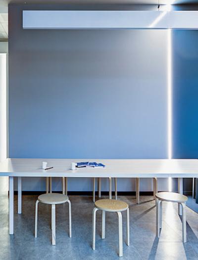 Kommunikationsagentur D´Adda27 in Mailand von Isacco Brioschi Architects