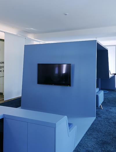 Neue Büroräume für MyWorld 360 Innovation Lab in Graz von Innocad