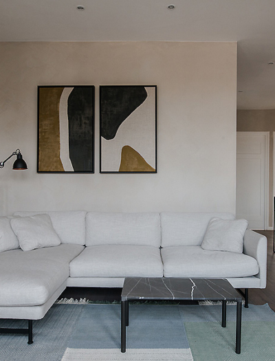 The Nieuw Apartment in Amsterdam von The Nieuw und Ibiza Interiors