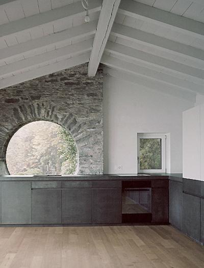 Wohnhaus Calascino in Brissago von Studio Inebi