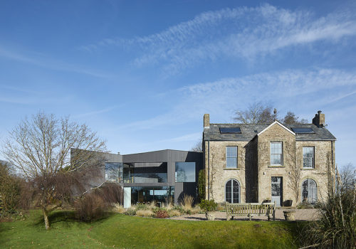 Windward House in Gloucestershire 01