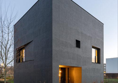 Wohnhaus Black Diamond in Utrecht 01