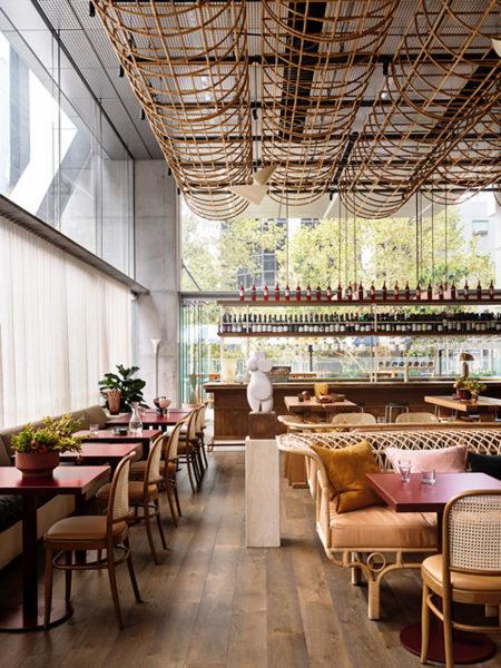 Restaurant in Sydney 01