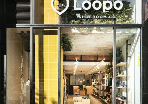 Schuhgeschäft Loopo in Santander 01