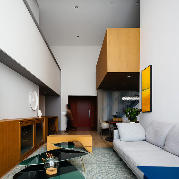 Apartment Brooklin in São Paulo 01