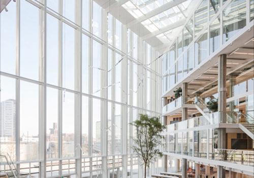 Regierungsgebäude in Utrecht 01
