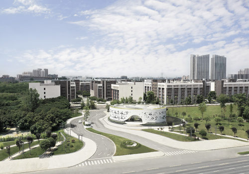 Science and Technology Incubator in Chengdu 01