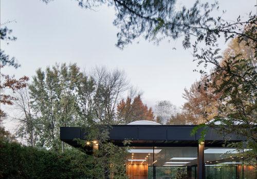 Pavilion A in Saint-Bruno-de-Montarville 01