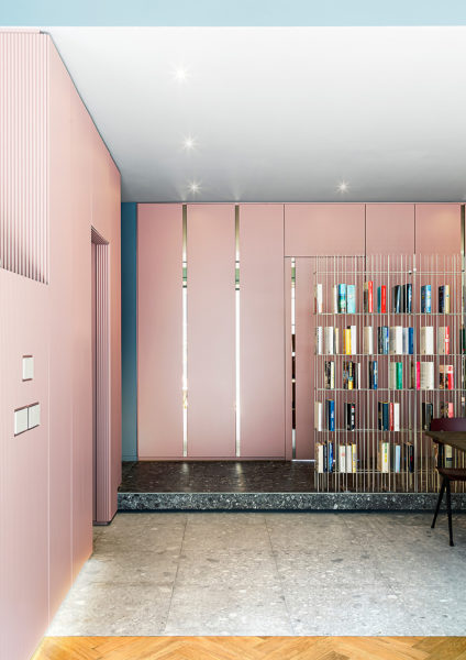 Apartment in Mailand 01
