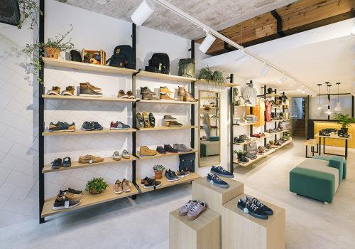Schuhgeschäft Loopo in Santander 02