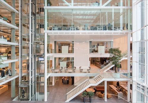 Regierungsgebäude in Utrecht 02