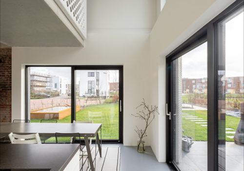 Wohnhaus Black Diamond in Utrecht 03