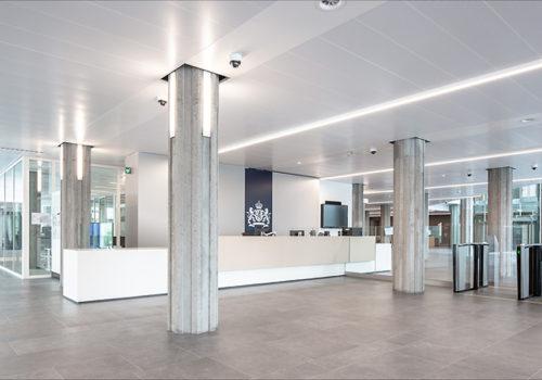 Regierungsgebäude in Utrecht 03