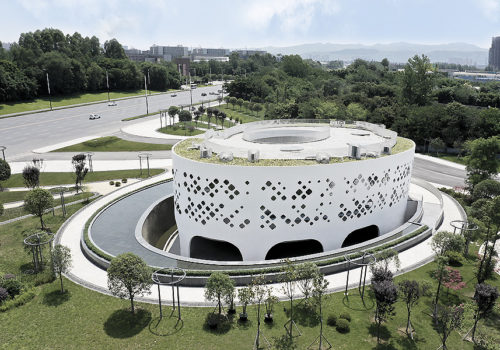 Science and Technology Incubator in Chengdu 03