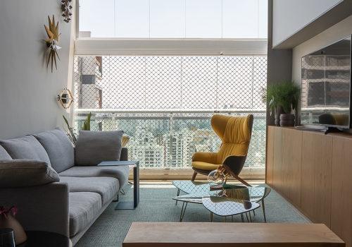 Apartment Brooklin in São Paulo 04