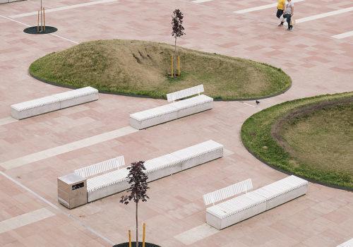 Azatlyk Square in Nabereschnyje Tschelny 05