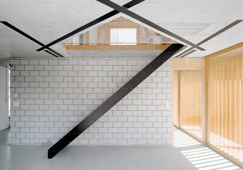 Kleines Haus in Jonschwil, Schweiz 05