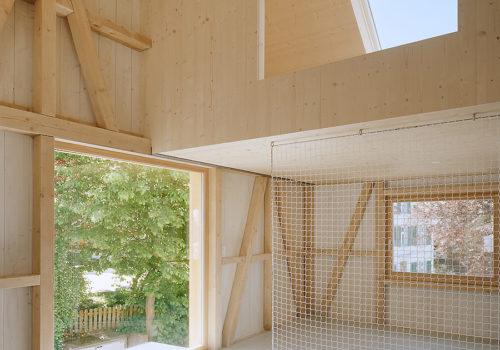 Kleines Haus in Jonschwil, Schweiz 07