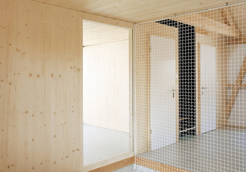 Kleines Haus in Jonschwil, Schweiz 08