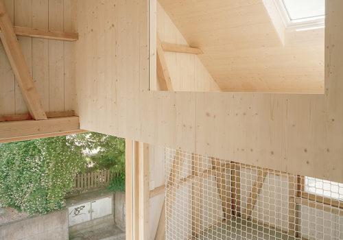Kleines Haus in Jonschwil, Schweiz 10