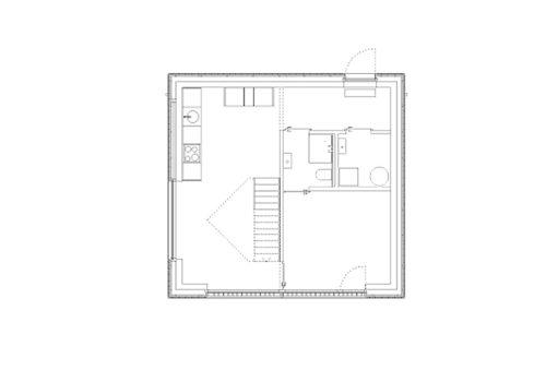 Kleines Haus in Jonschwil, Schweiz 13