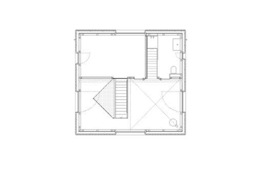 Kleines Haus in Jonschwil, Schweiz 14