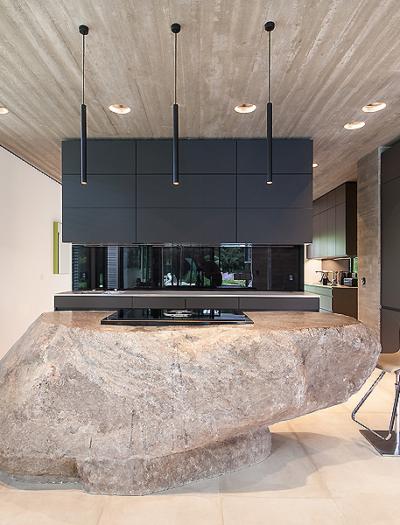 Villa P in Darmstadt von FFM Architekten