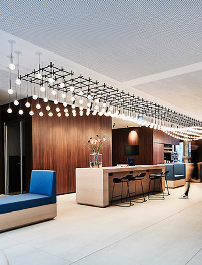 Büro Helix Hub in Berlin von brandherm + krumrey