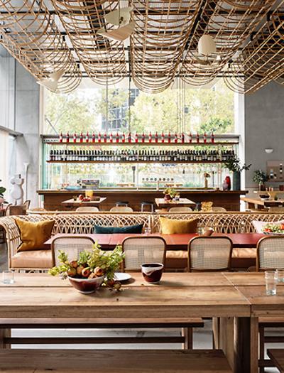 Restaurant Glorietta in Sydney von Alexander & Co