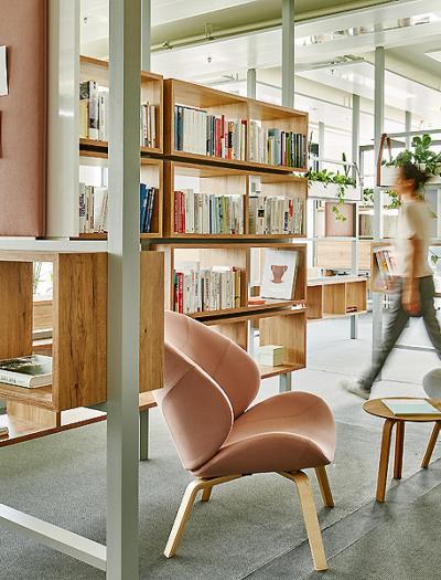Büro der Süddeutschen Zeitung in München von INpuls