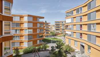 Wohnsiedlung Toblerstrasse, BS+EMI Architektenpartner, Finalist AIT-Award 2020