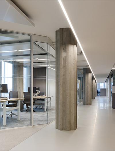 Regierungsgebäude in Utrecht von Fokkema & Partners Architecten