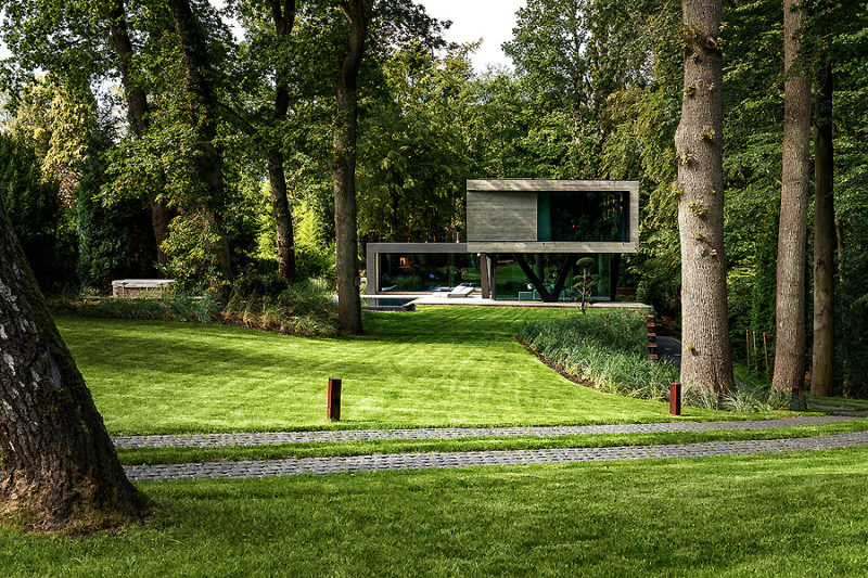 Villa Neo in Rosengarten 01