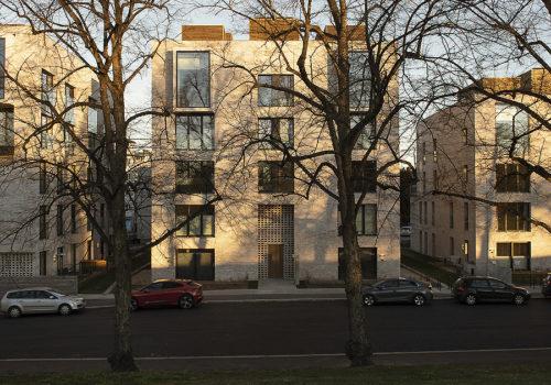 Wohn- und Geschäftshaus in Oslo 01