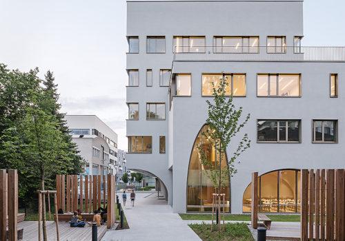 Institutsgebäude für Pharmazie in Salzburg 02