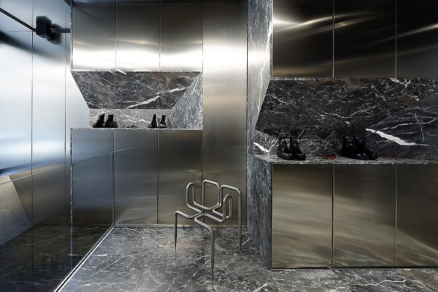 ERD Store in Paris von Didier Faustino