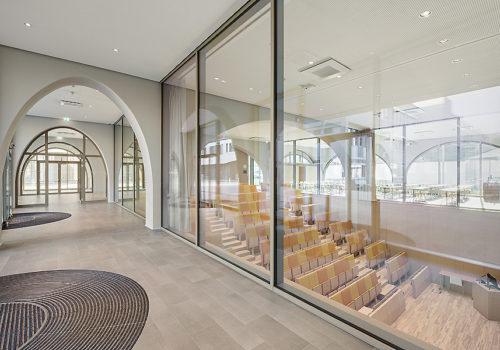 Institutsgebäude für Pharmazie in Salzburg 07