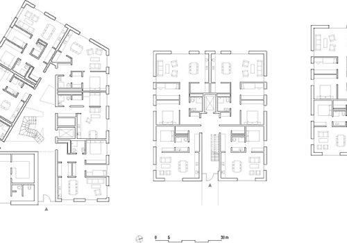 Wohn- und Geschäftshaus in Oslo 10