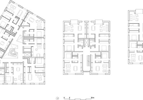 Wohn- und Geschäftshaus in Oslo 11