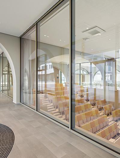 Institut für Pharmazie in Salzburg von Berger+Parkkinen