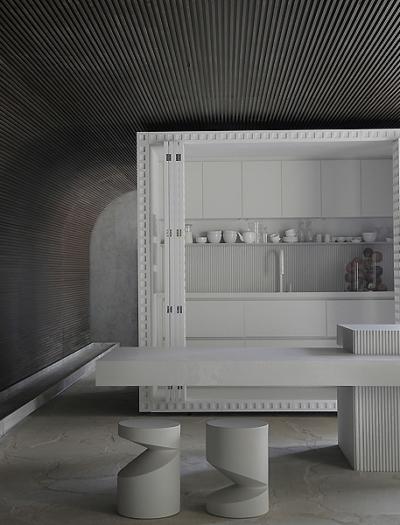 Dendê Duratex House in São Paulo von NJ+ Architects