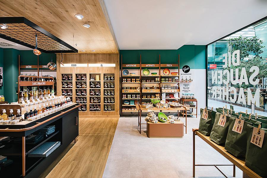 Gepp´s Concept Store in Frankfurt am Main von Schwitzke