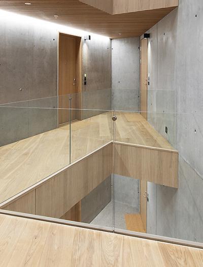 Wohn- und Geschäftshaus in Oslo von Reiulf Ramstad Arkitekter