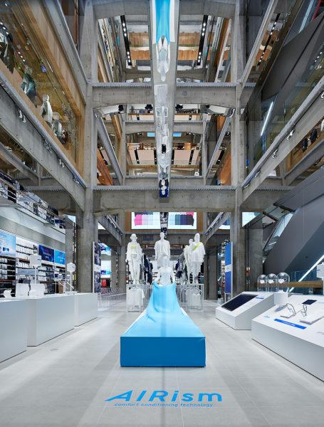 Uniqlo Store in Tokio 01