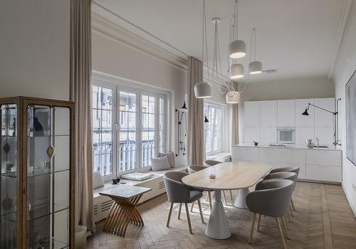Apartment in Triest 01